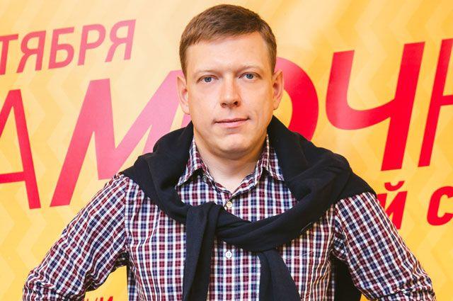 Сергей Лавыгин.
