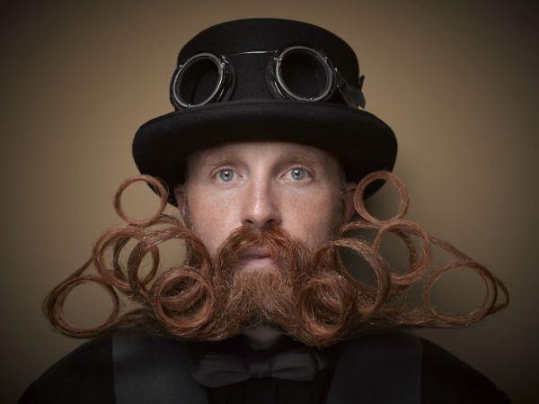 Судьи определяли победителей конкурса не только по длине и густоте бороды, но и по общему стилю, личному обаянию и харизме