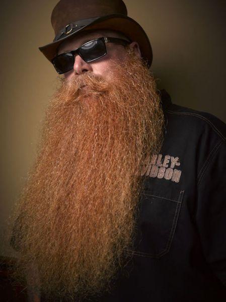 Борода делает мужчину намного солидней