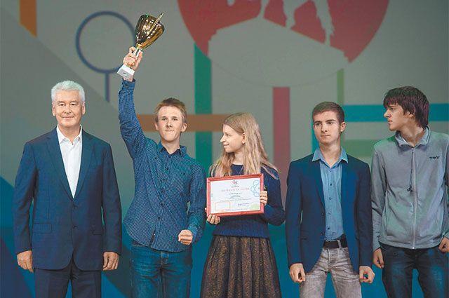 «Мы объявляем Олимпиаду мегаполисов ежегодной!» - сказал мэр Москвы Сергей Собянин на церемонии награждения победителей.