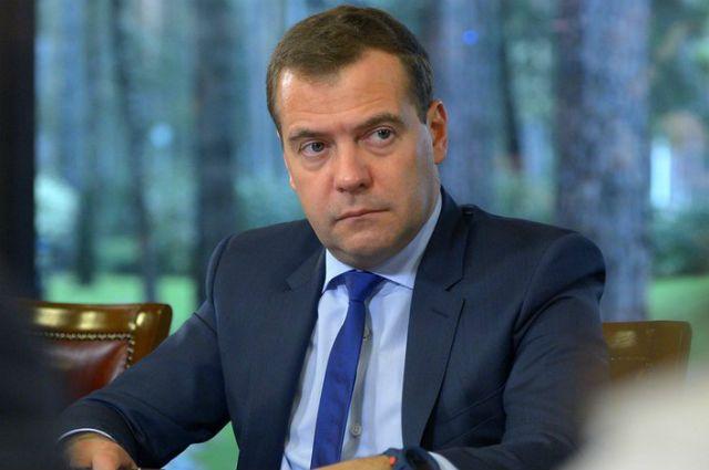Медведев освободил от должности замминистра образования и науки Климова