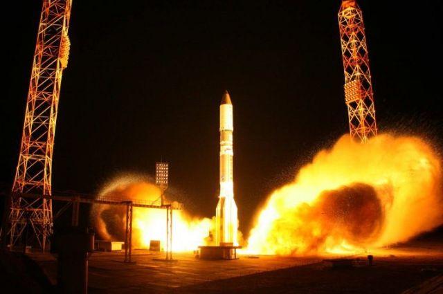 РФ поставит Казахстану пусковую установку для ракет «Протон»