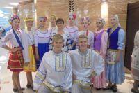 Жители со всего края собрались на Конгресс народов во Владивостоке. Фото автора