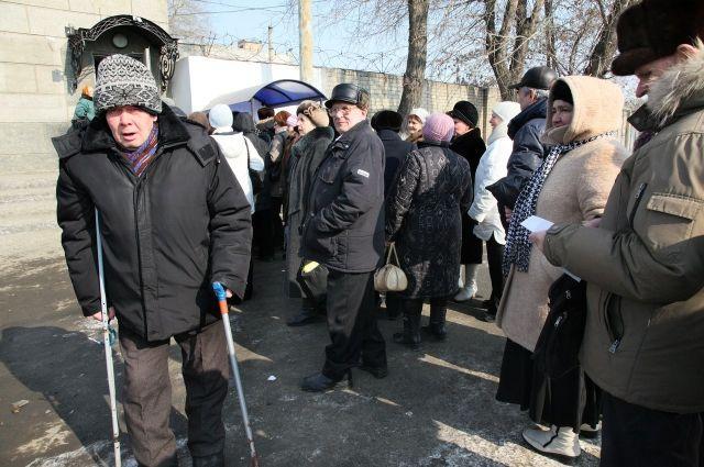 Алтайские льготники до1октября выберут формат соцуслуг