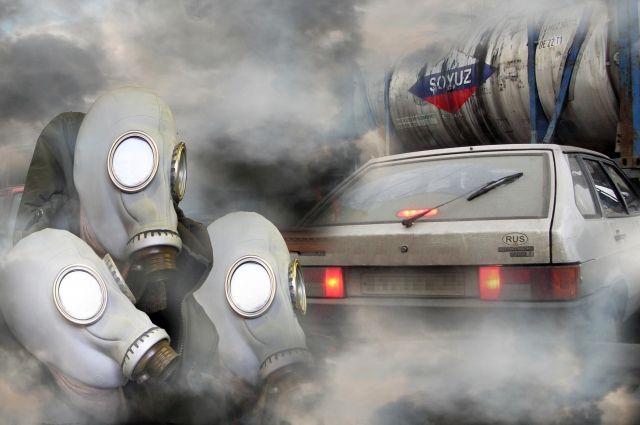 Жители Волгограда готовятся к очередным газовым атакам.