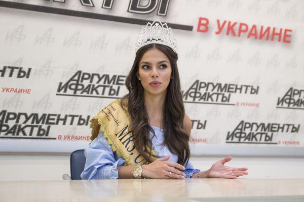 Мы рады, что именно украинка завоевала этот титул