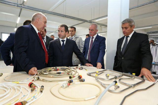 «ПРОМТЕХ-Ульяновск» - завод по производству кабелей и трубо- проводов на воздушных судах будет поставлять свою продукцию на «Авиастар-СП» и «АэроКомпозит».