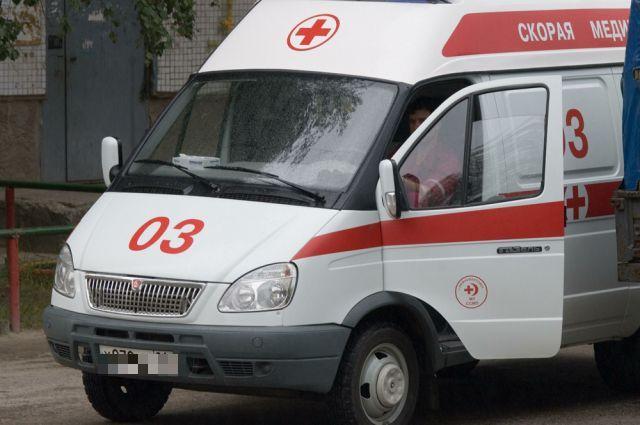 ВСамаре наМосковском шоссе трамвай врезался вавтобус