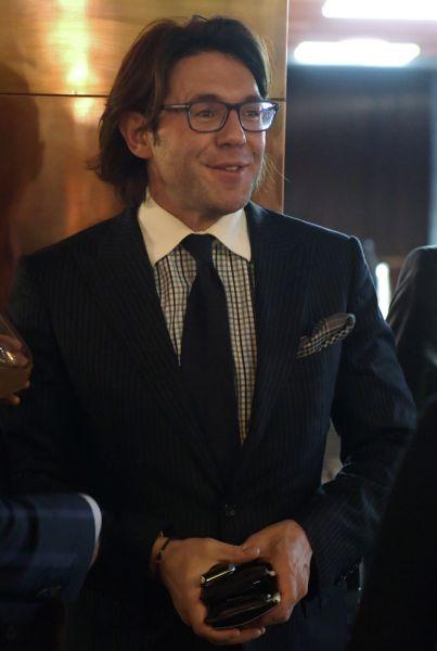 Телеведущий Андрей Малахов.