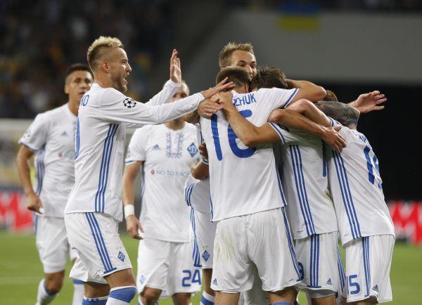 1-0! Забил Денис Гармаш