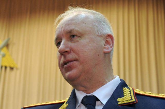 СМИ проинформировали обуходе Бастрыкина споста руководителя СКР