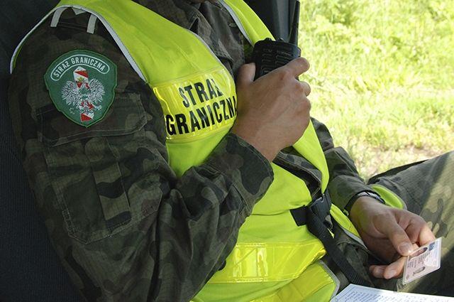 На границе Польши с Калининградской областью задержаны охотники-нелегалы.