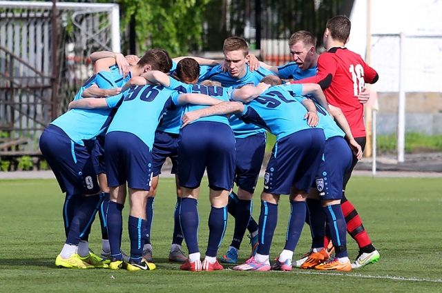 Нижегородский «Олимпиец» разгромил кировское «Динамо» сосчётом 7:0