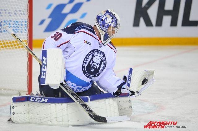 Вратарь хорватского «Медвешчака» чуть неразгромил «Арену-Омск»
