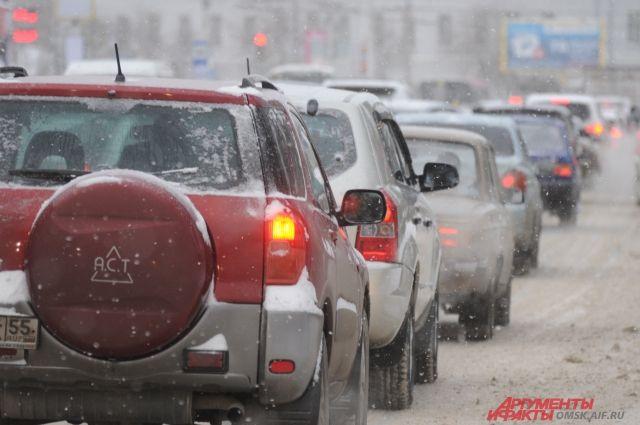 Если дорогу построят, то проблема пробок в городе частично решится.