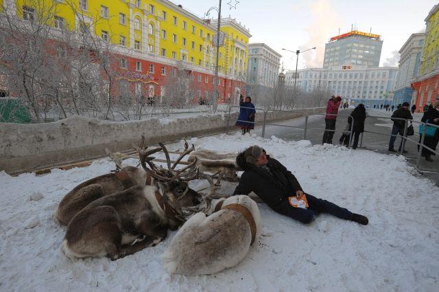 Норильск Фотографии: http://tominecraft.ru/norilsk-fotografii.html
