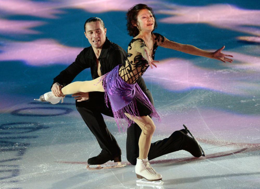 В декабре 2008-го российское гражданство получила воспитанница петербургской школы фигурного катания японская спортсменка Юко Кавагути.