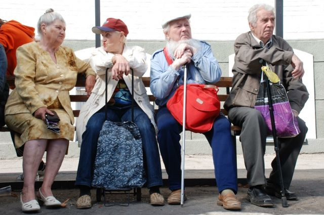 Руководство РФодобрило законодательный проект оразовой выплате пенсионерам
