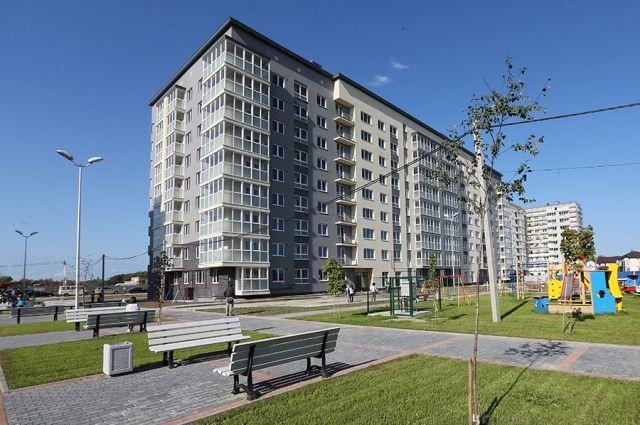 Дольщики первого введенного корпуса «Новой Сельмы» получили ключи от жилья.