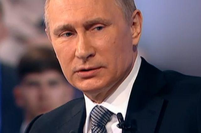 Вчетверг Путин прилетает вКрым
