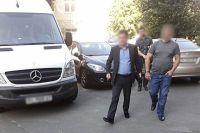 Задержанный чиновник
