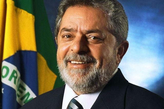 ВБразилии предъявили обвинение бывшему президенту даСилве