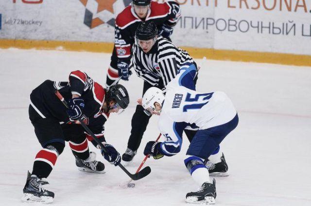 Красноярский «Сокол» одержал победу первую игру вновом сезоне