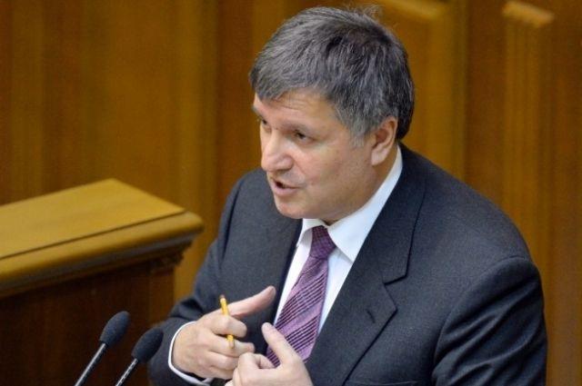 Аваков: Янезнаю уголовного дела, которое возбуждено против меня