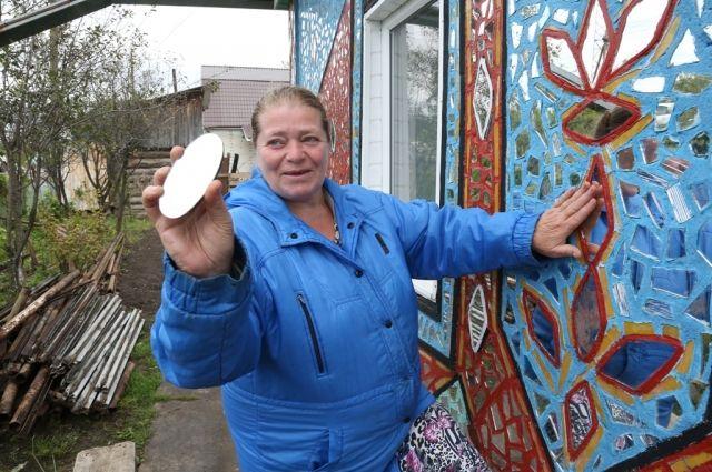 Несколько раз дом семьи Калинюк участвовал в смотре на лучшее благоустройство частной придомовой территории.