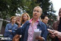 Татьяна Романова: «Мы пойдём на всё, чтобы получить своё жильё».