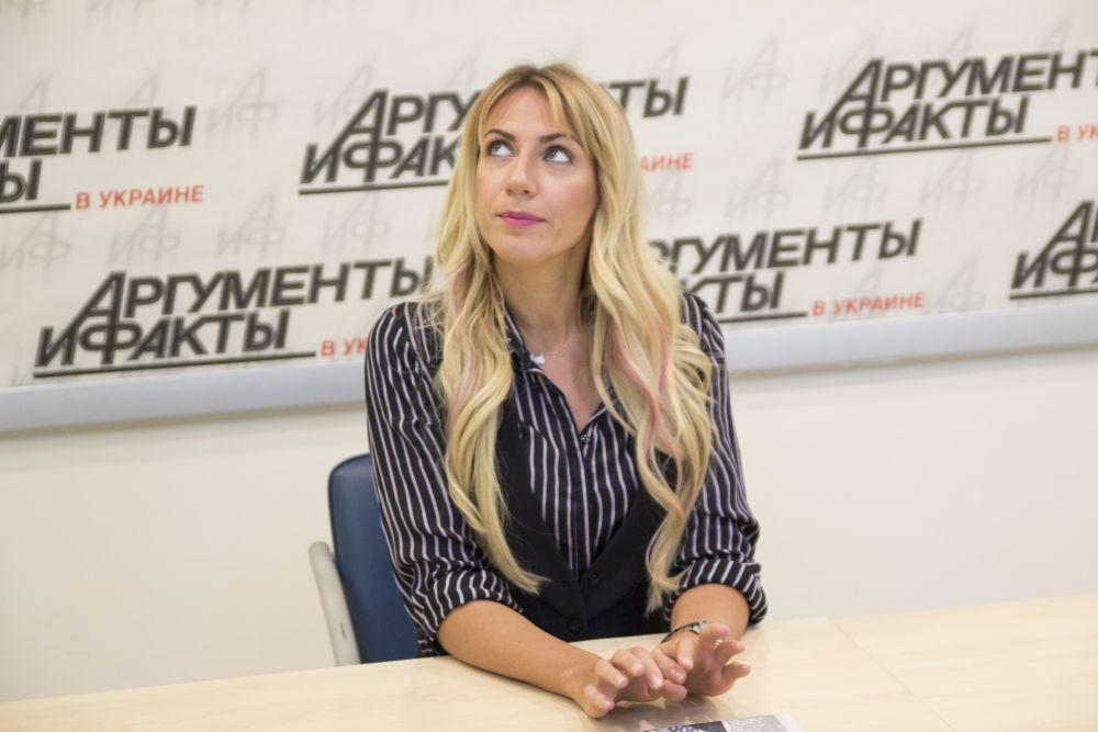 На онлайн-конференции Леся рассказывала о своем новом шоу, экстриме в ее жизни, во время съемок «Кругосветки» и мужчинах в ее жизни