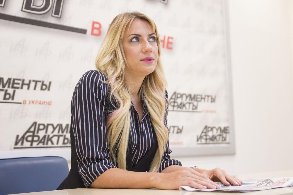 Лесю спрашивали о том, не хочет ли она стать ведущей Евровидения-2017
