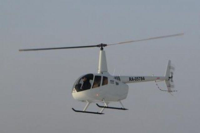 При жесткой посадке вертолета все-таки пострадали два человека