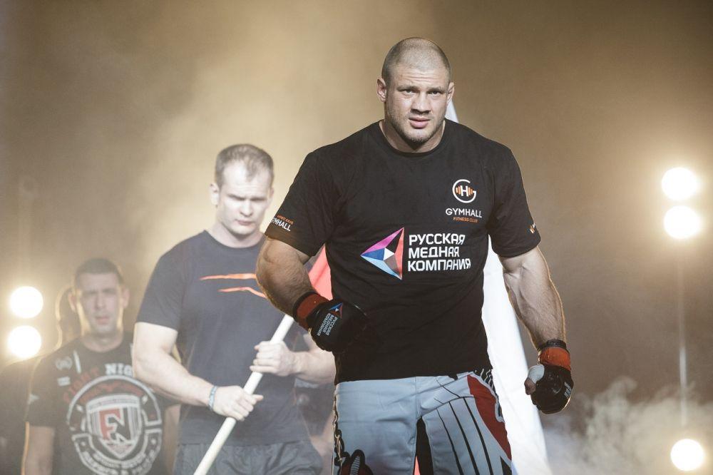 Гала-турнир «Челябинск-280»