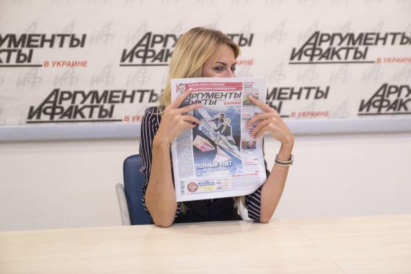 Сейчас Леся Никитюк снимается в новом проекте «Вокруг М»