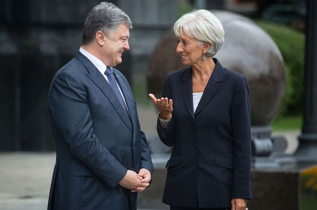 МВФ выделил Украине третий транш кредита в1 млрд долларов
