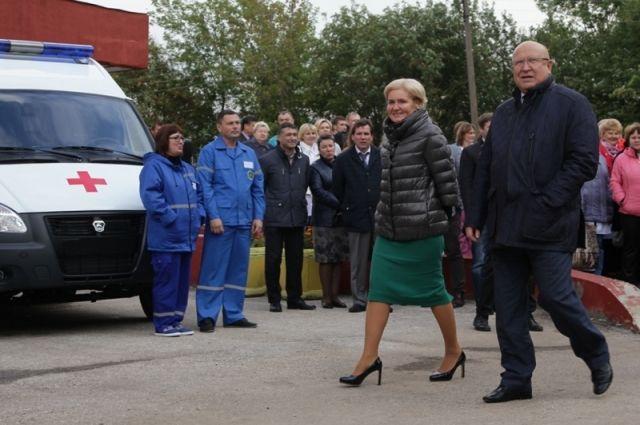 Нижегородская область движется вперед по уменьшению смертности населения, сообщила Ольга Голодец