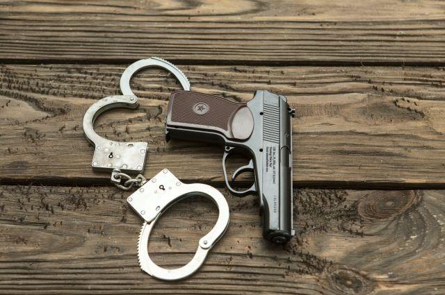 ВТуле словили 2-х «криминальных авторитетов»