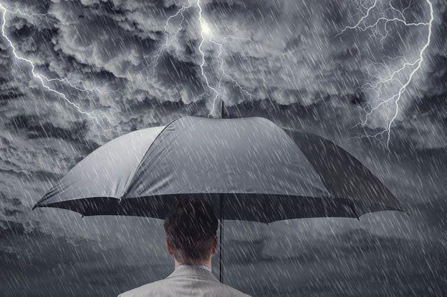 Ввыходные вКирове обещают дожди