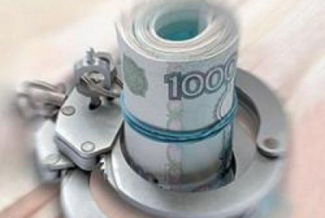 Инспектор красноярской налоговой службы задержана завзятку