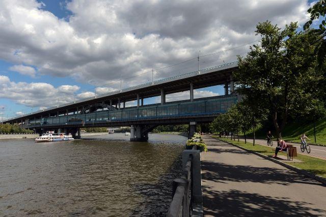 В столице России завершена реконструкция Лужнецкой набережной— Собянин