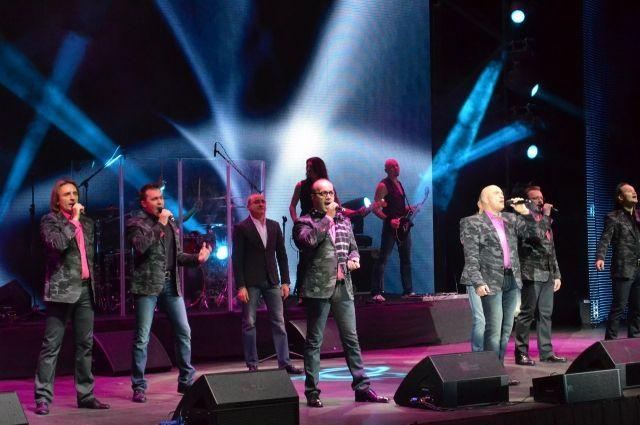 Красноярцы с удовольствием подпевали «Хору Турецкого».