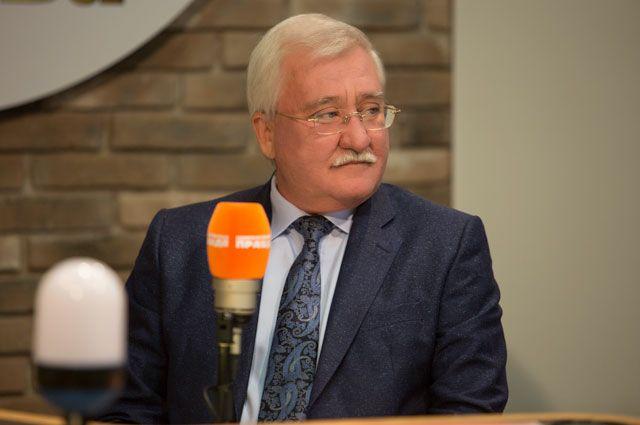 Игорь Ашурбейли.