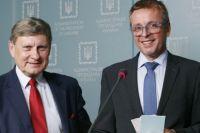 Лешек Бальцерович и Иван Миклош