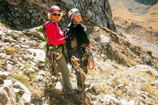 Международные соревнования проходили в горах Заилийского Алатау.