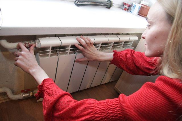 ВТюмени отопление включат уже 19сентября