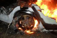 Примерно треть автопожаров происходит из-за поджогов.