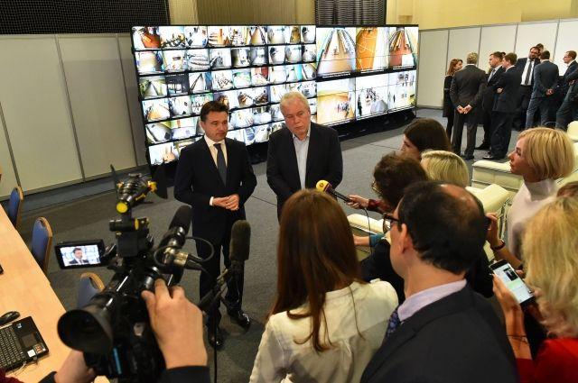 Информационный центр Подмосковья «Выборы-2016» откроют для всех желающих— Губернатор