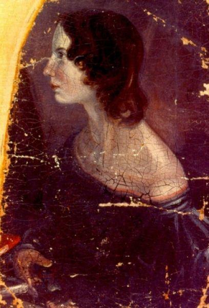 Английская поэтесса и автор романа «Грозовой перевал» Эмили Бронте.