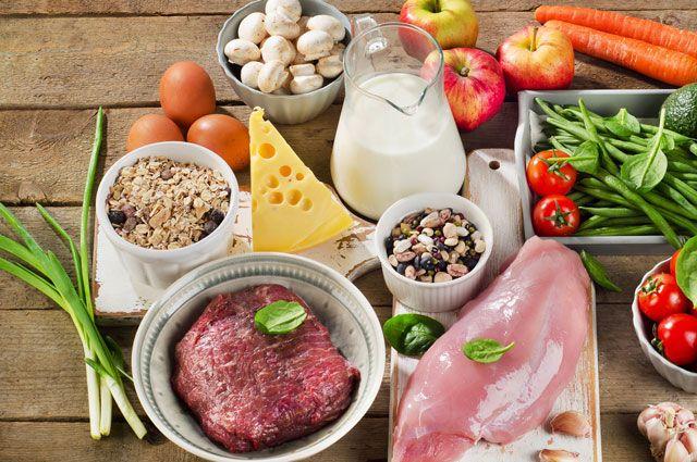 как сочетать продукты чтобы похудеть женщине